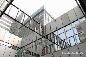 Foto vom Bonner Stadthaus, Angelika Albrecht
