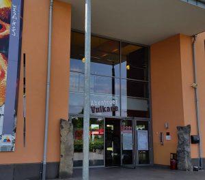 Das Vulkanmuseum Lavadome in Mendig